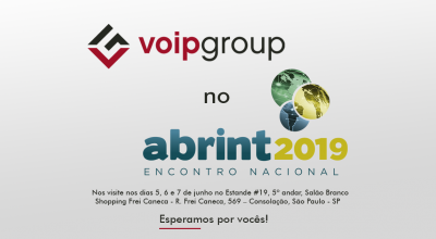 VoIP Group no Abrint 2019